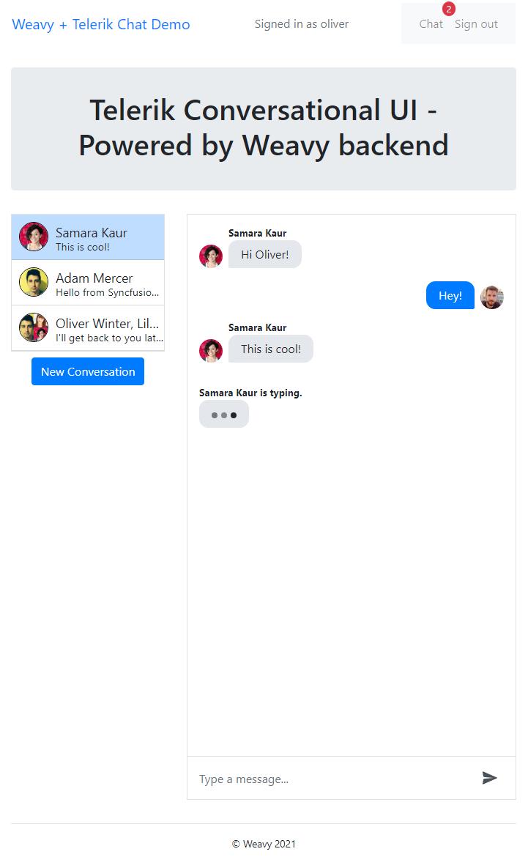 telerik-chat